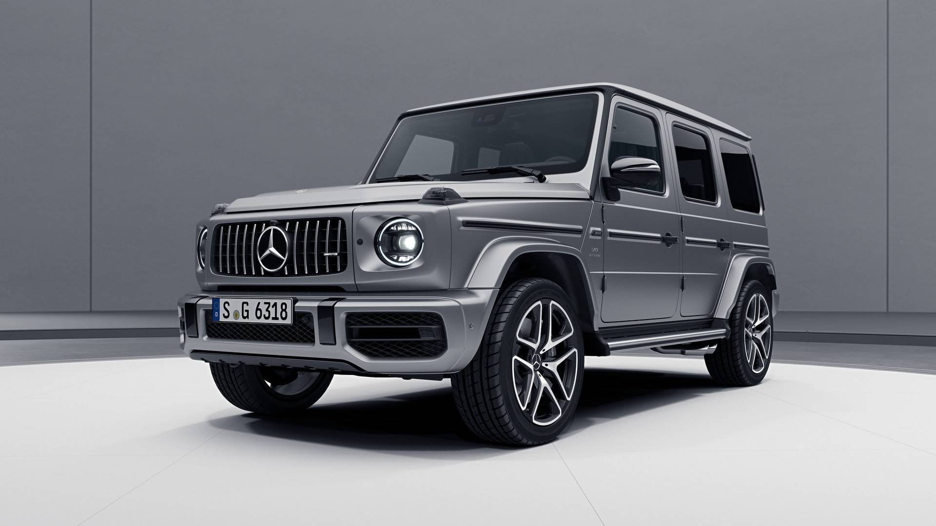 2019 mercedes amg g63 night package ticks all the right for Mercedes benz a1 service price