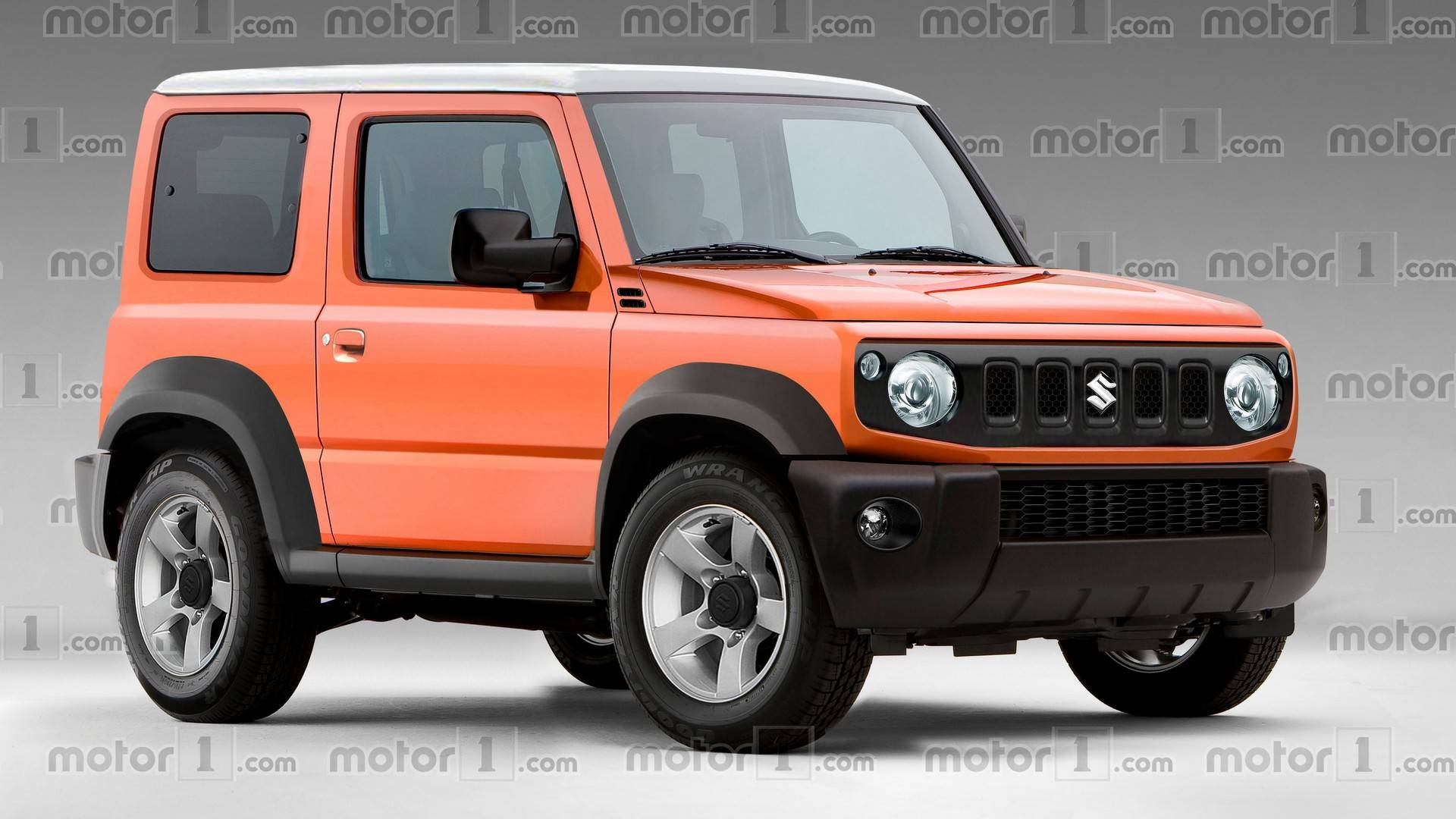 Suzuki Jimny Production Ends Next Generation Debuting